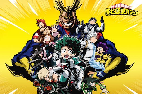 Boku no Hero Academia on kawaiism.org - Anime, manga, videogames and figures database! Search for your favorite stuff, read news and articles.