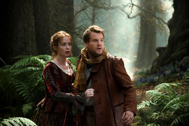 'Into the Woods' teaser trailer: No one sings, but everyone wishes | EW.com #Broadway