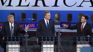 A Quick Breakdown Of Who's Who In The US Presidential Elections: republican debate