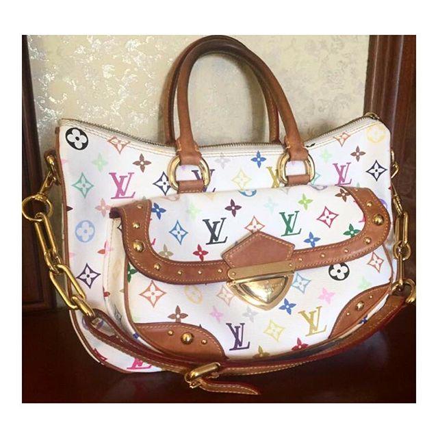 Resale Средние сумки Louis Vuitton купить и продать за 21000 руб в интернет-магазине Luxxy.com