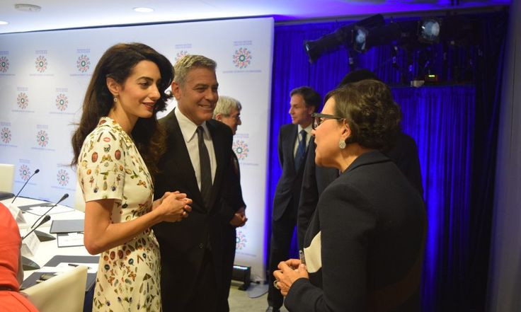 Amal Alamuddin, George Clooney News: Couple Maintains Illusion of Perfect Marriage To Avoid Divorce Rumors?