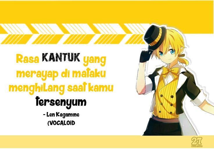 Vocaloid  Kagamine Len