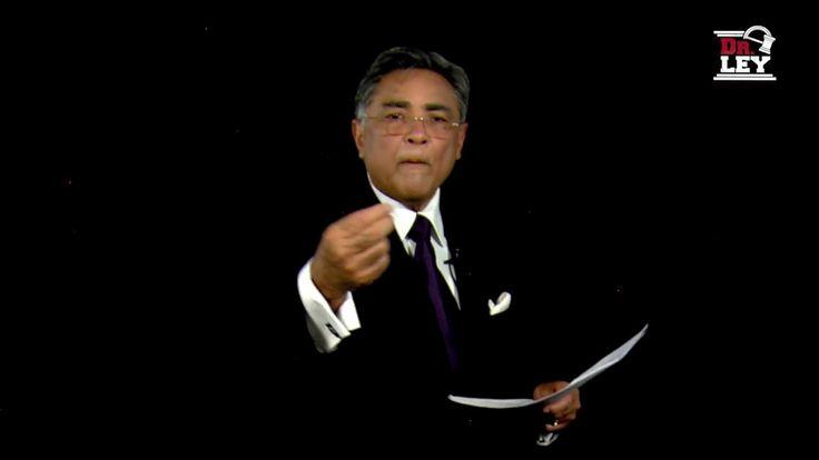 Yo Acuso Al Fiscal De La Corte Penal Internacional | Dr. Ley