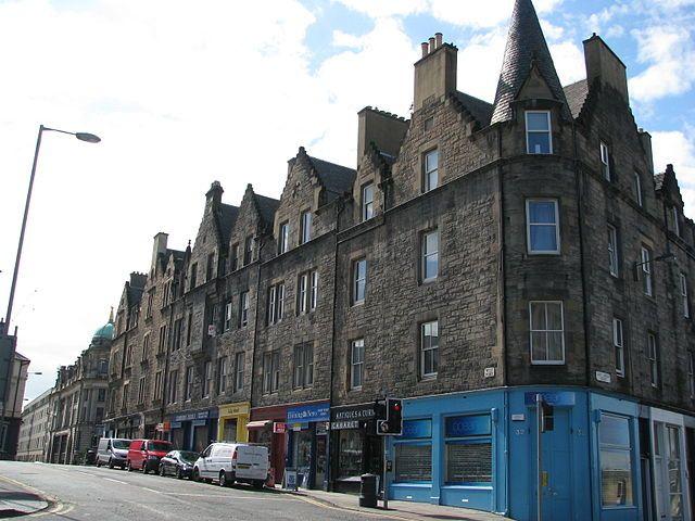 La qualità delle case in affitto a Edimburgo