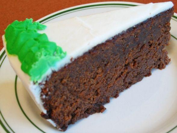Jamaican Vegan Black Rum Cake For Wedding