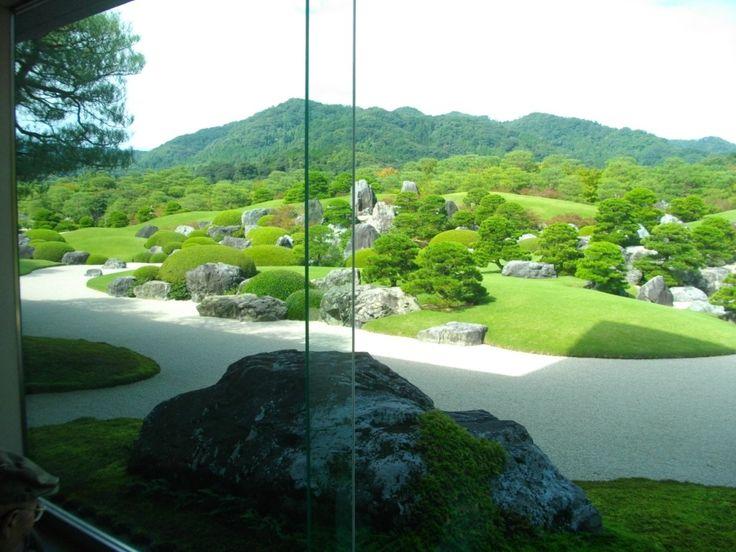 Adachi – The Best Gardens in Japan