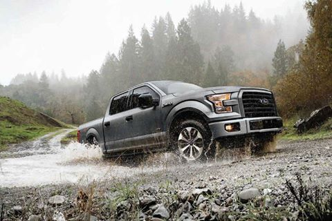 Larry H Miller Ford Lakewood >> Happy #TruckTuesday! What's your favorite adventure to ...