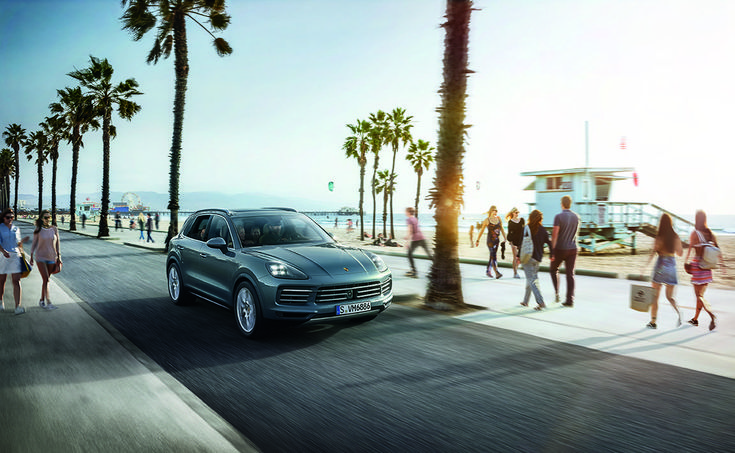 Reminder Join us for our Porsche Cayenne Unveiling