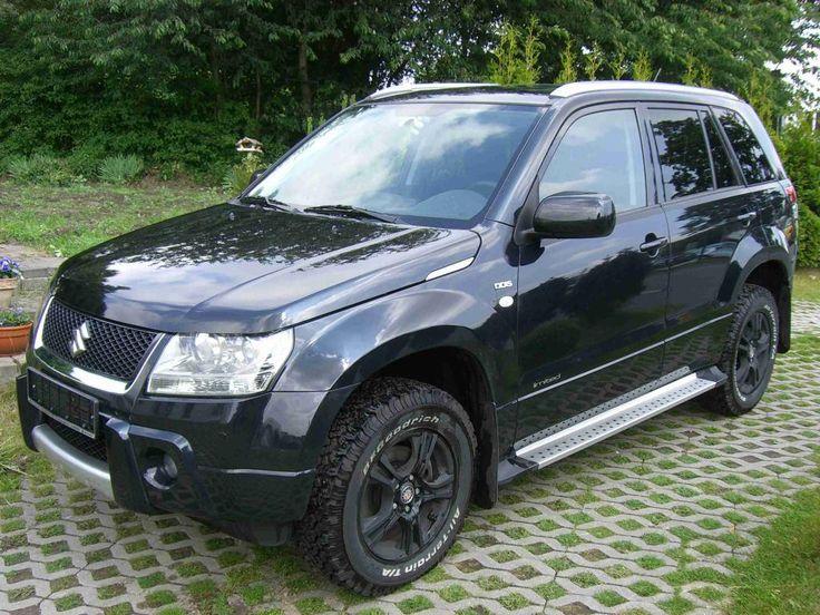 Ten Surprising Off-Road Vehicles - 10. Suzuki Grand Vitara.