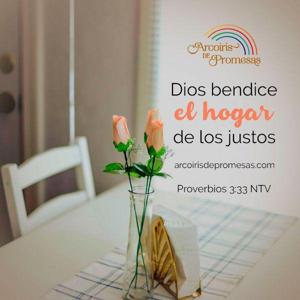 Dios Bendice Tu Hogar Dios Te Bendiga Promesas De Dios Textos