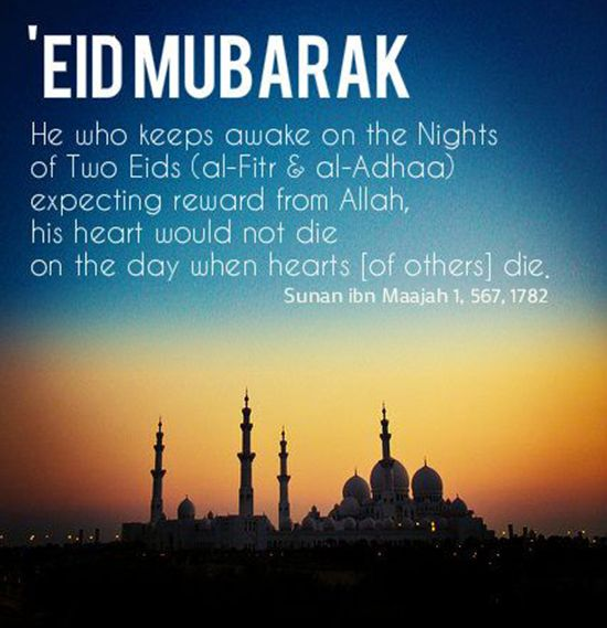 Happy Eid Wishes Quotes: 123 Best Images About Eid Mubarak On Pinterest
