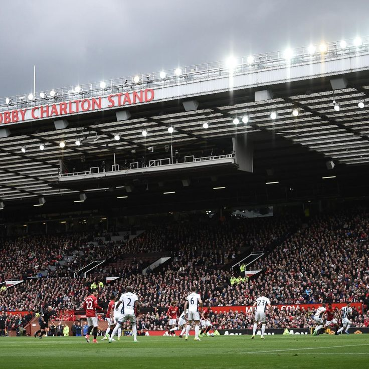 Manchester United Reportedly Looking to Expand Old Trafford's Seating Capacity