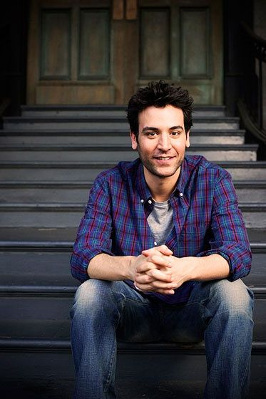 Oh but really though. I think I'm in love with yes. Josh Radnor-BRAVO.