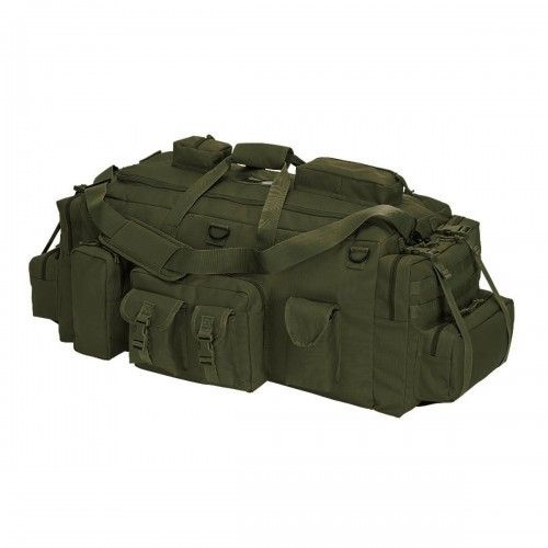 Voodoo Tactical Mojo Load-Out Bag with Backpack Straps, OD