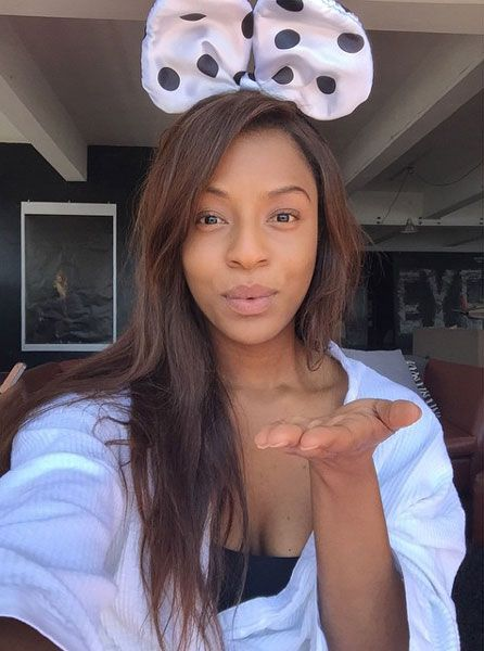 Jessica Nkosi Bares It All