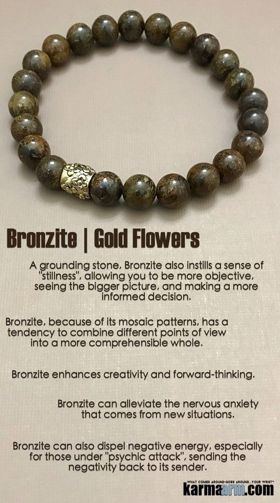 Reiki Healing Meditation Jewelry | Yoga Bracelets  ♛ #Bronzite is one of the most powerful #stones for alleviating feelings of self-doubt. #reiki #Bracelets #BEADED #Gemstone #Charm #Mens #Good #Lucky #womens #Jewelry #CrystalsEnergy #gifts #Chakra #Healing #Kundalini #Law #Attraction #LOA #Love #Mantra #Mala #Meditation #prayer #mindfulness #wisdom #CrystalEnergy #Spiritual #Gifts #Mommy #Blog #flowers