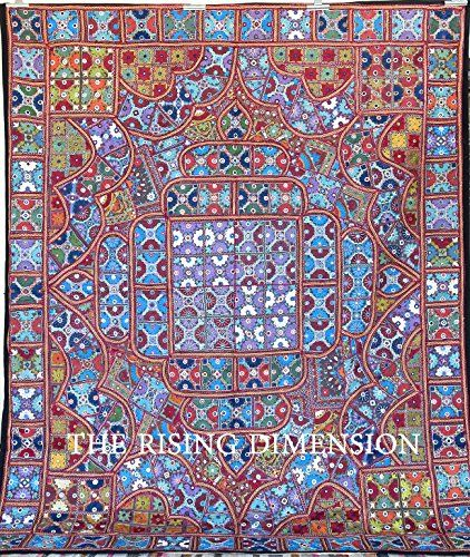 Handmade Tapestry Indian Antique Tapestry Hippie Wall Hanging Unique Tapestry Bedspread Traditional Kantha Work RD http://www.amazon.com/dp/B00SPVHKMM/ref=cm_sw_r_pi_dp_qjGXub1J4GMYF