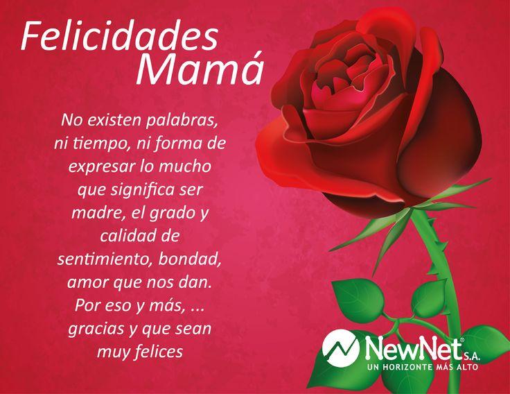 felicidades para mamá