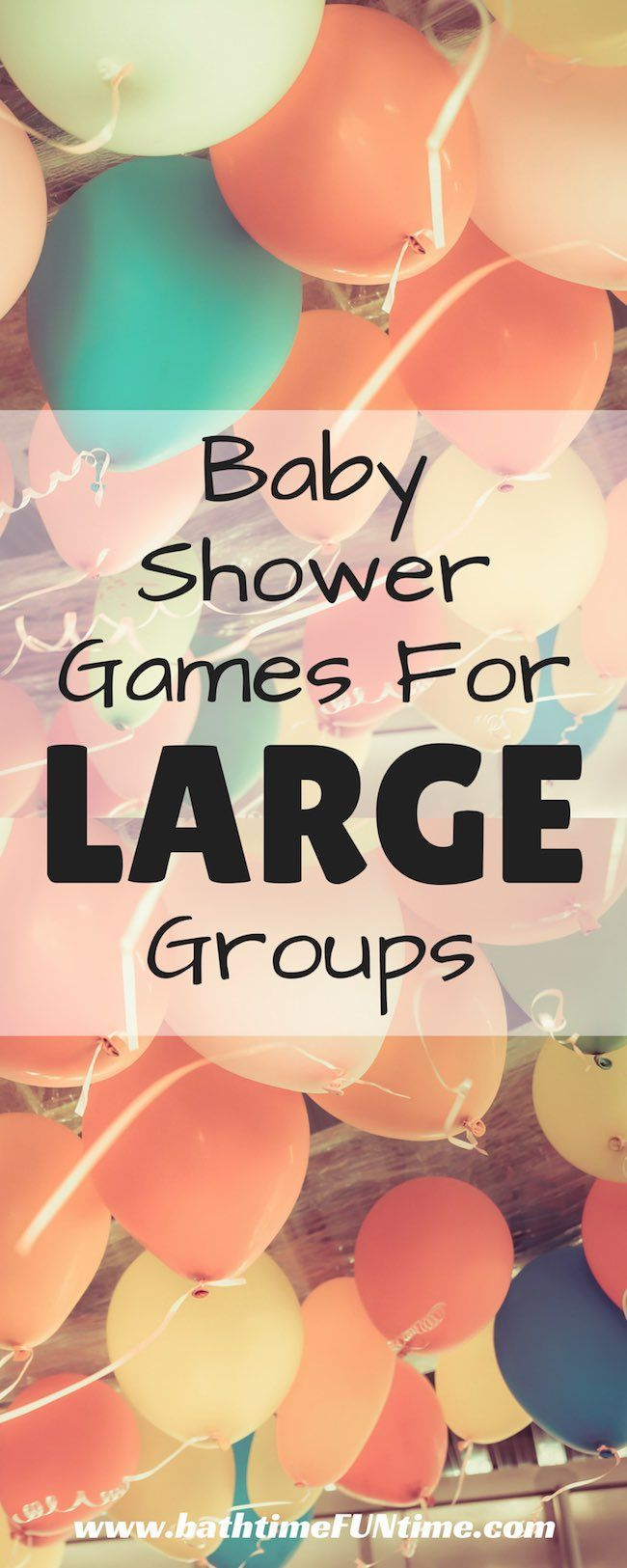 Large Baby Shower Ideas! Baby Shower Bingo Cards. 80 Different Printable Baby  Shower Bingo