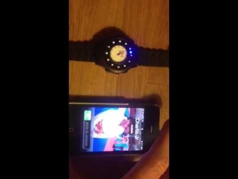 SOS call from aussiesafekids watch phone Australia