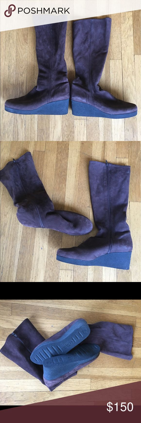 Arche Boots Made in France. Bought in Paris. No box. Very soft and comfortable. Size is too big for me. arche Shoes Winter & Rain Boots