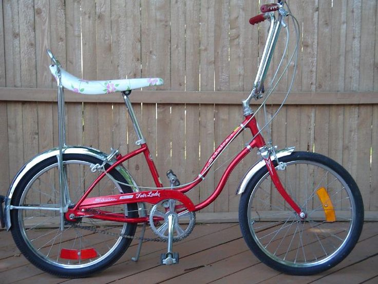 1976 Schwinn Fair Lady Bicycles Were Very Popular With