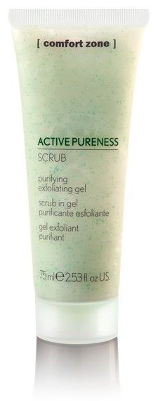 Active Pureness Scrub - Would not repurchase, NOT scrubby enough