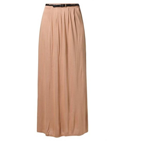 Mavi Maxi skirt ($55) ❤ liked on Polyvore