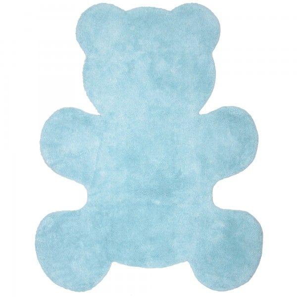 Tapis ourson chambre bébé  http://www.homelisty.com/tapis-chambre-bebe-29-tapis-vraiment-craquants/
