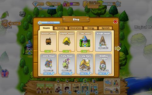 Wooga's Magic Land Mixes Kingdom Building and Monster Slaying