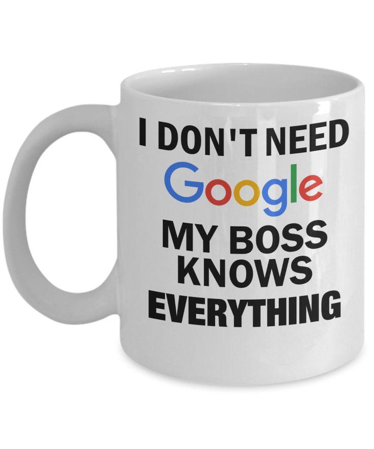 Gift Ideas For Boss Who Is Leaving - Best Mug For Him - 11 ...