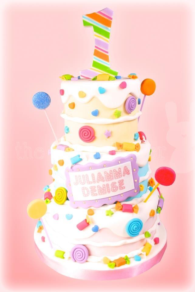 Bunny baker Candyland