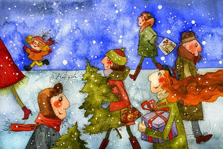 Порядок в доме - гармония в семье: Авральная подготовка к Новому году. Часть 1.