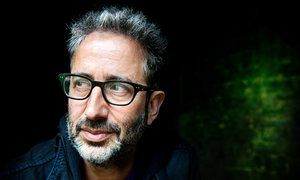 David Baddiel: 'I, Partridge should have won the Booker prize' | Stage | The Guardian