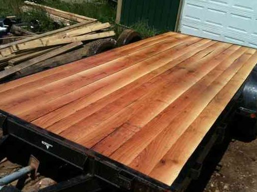 Best wood trailer flooring images on pinterest truck