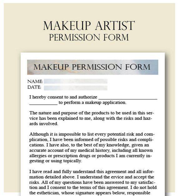 Makeup Artist Business Planner Bundle Freelance Makeup Artist Makeup Artist Business Freelance Makeup Artist Makeup Artist