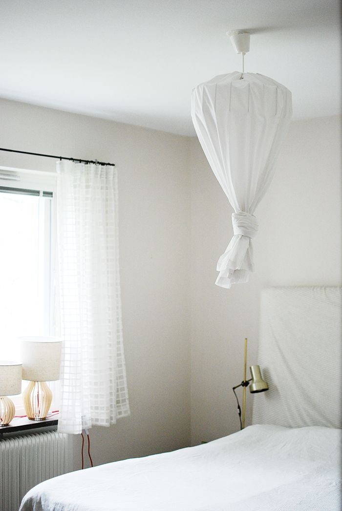 Easy DIY: lamp.