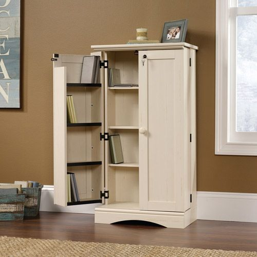 Pantry Cabinet: Sauder Pantry Cabinet with $. Sauder Harbor View ...