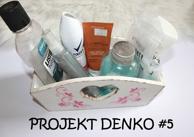 My little world : Projekt denko #5