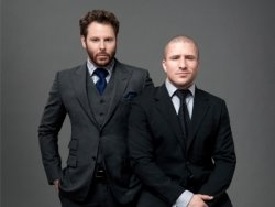 On The Air With Sean Parker And Shawn Fanning - Business Insider