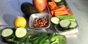 How to Get 30 Grams of High Fiber Foods in a …