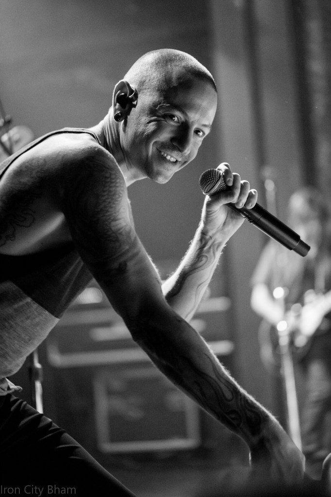 Chester Bennington <3  - Linkin Park