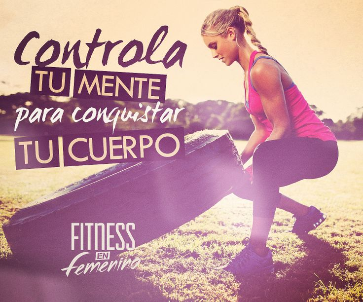 """Be water, my friend""... y lo serás! Fitness en femenino"
