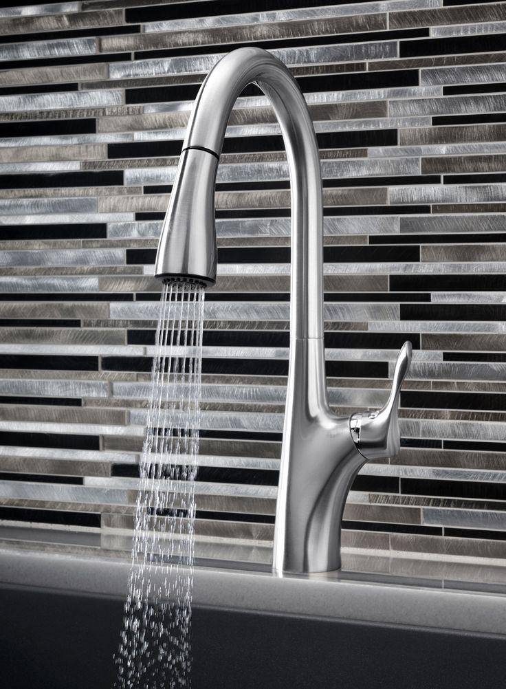 modern kitchen design by BLANCO #BlogTourNOLA sponsor