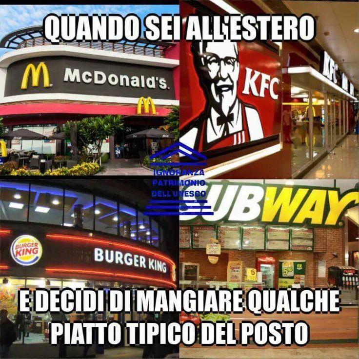 Corriere annunci  #corriere #annunci #corriereannunci #vendo #compro Va bene tutto ma ricordiamoci che anche gli altri hanno una cucina tipica che va rispetta