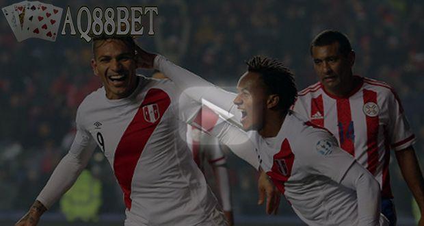 Agen Piala Eropa - Highlights Pertandingan Peru 2-0 Paraguay (Copa America) 04/07/2015