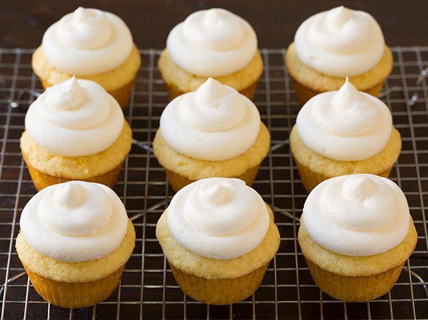 Piña Colada Cupcakes - Cooking Classy