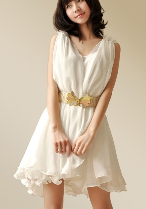 All size with chiffon