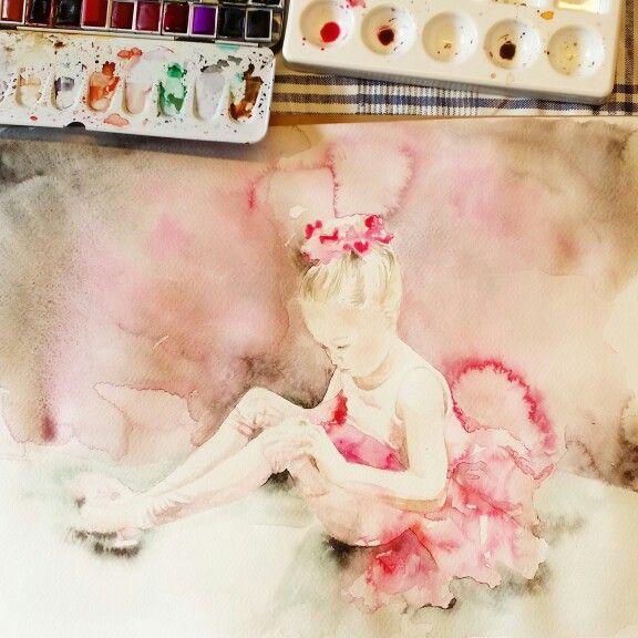Ballerina / Ballerina made by Tinterova