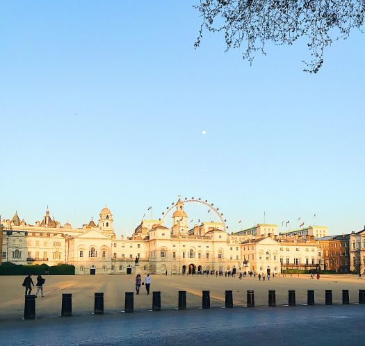 The Horse Guards Parade Westminster